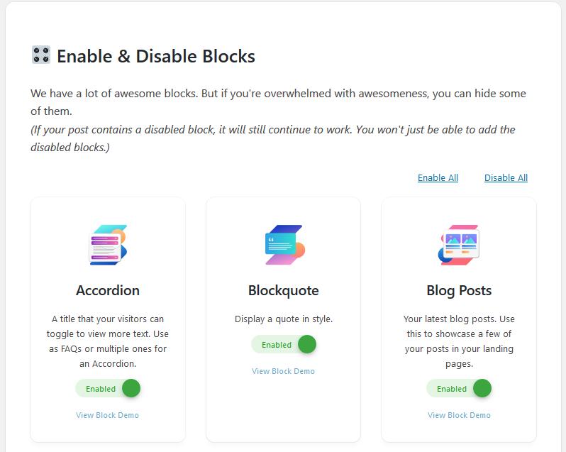 stackable gutenberg blocks plugins
