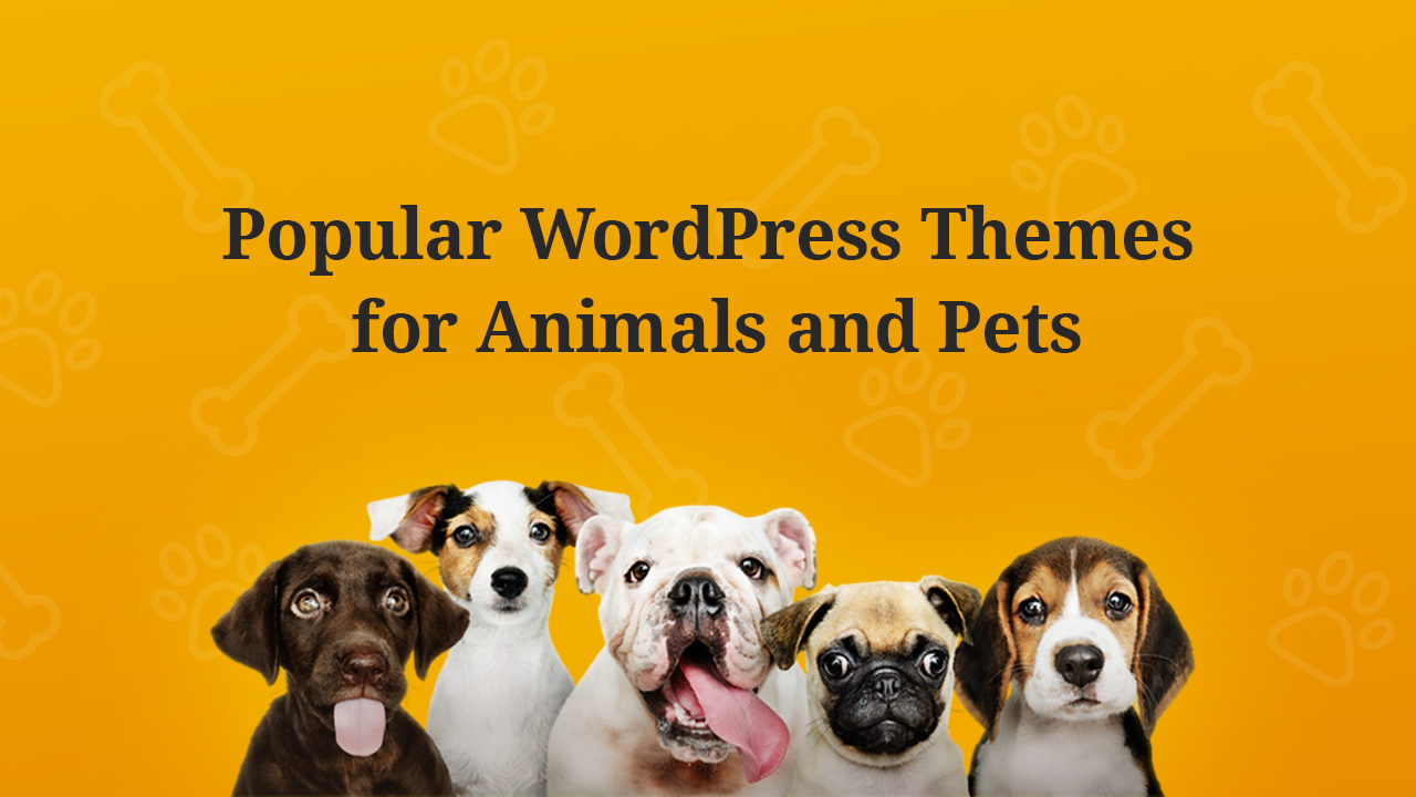 Wordpress Pet Sitting Website Templates Motopress