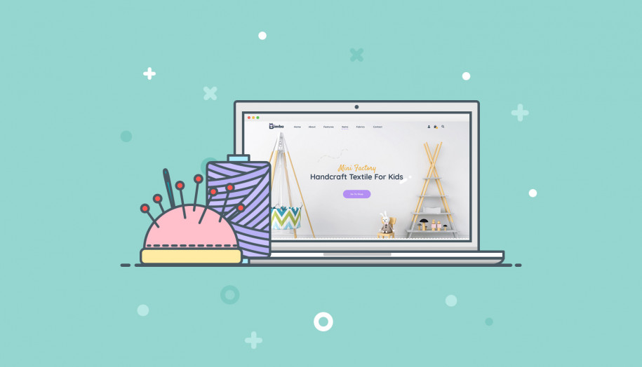 Craft and Handmade WordPress Themes
