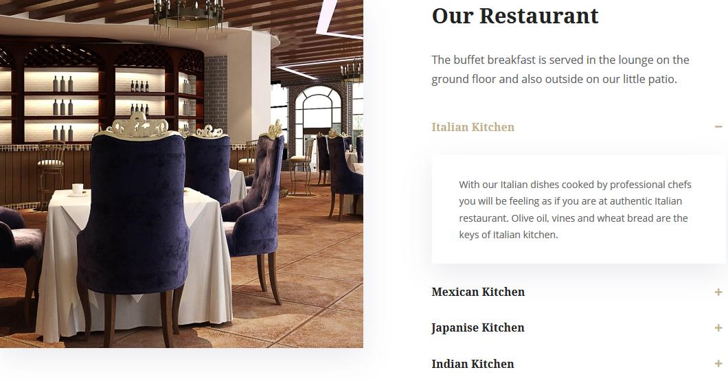 restaurant luviana