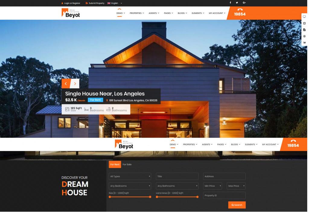 Beyot-real-estate-theme