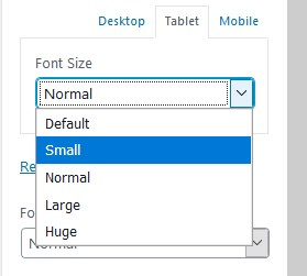 font device customization