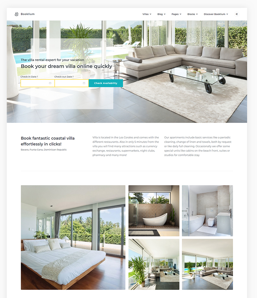 Single-Vacation-Rental-Website-Layout