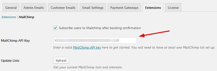 mailchimp-api