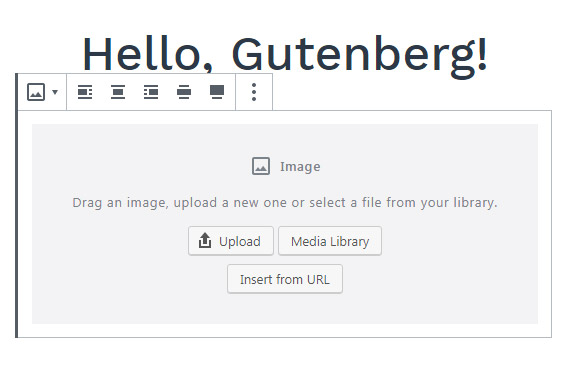 hello-gutenberg