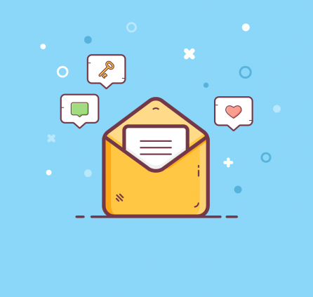Event-Driven emails