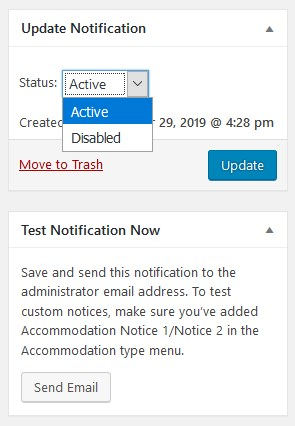 test automated emails