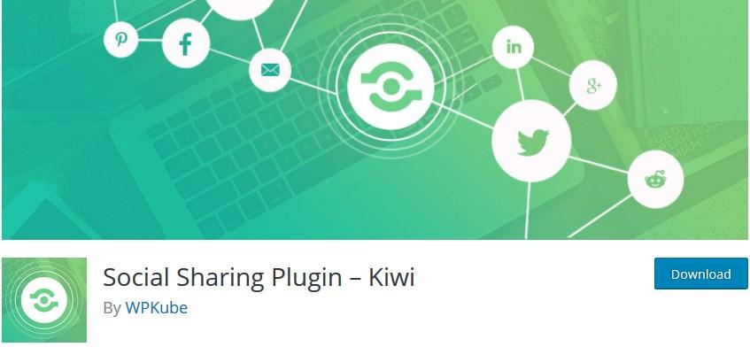 kiwi social media wp plugin