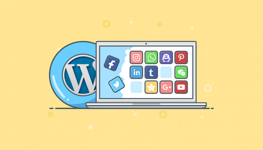 social media wordpress plugins