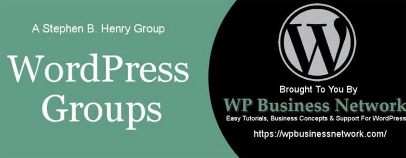 wordpress-groups