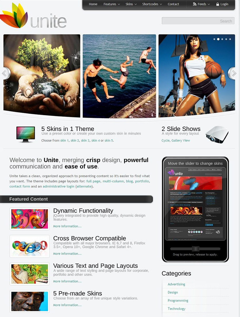 unite_wordpress_theme_image
