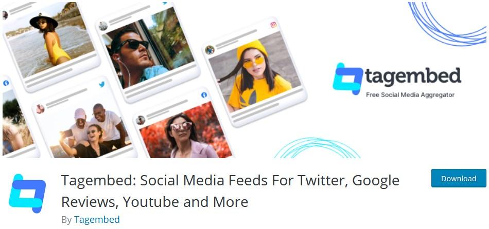 Social Media Feeds WordPress Plugin