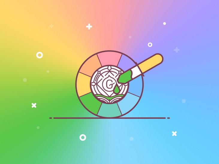 block editor colors