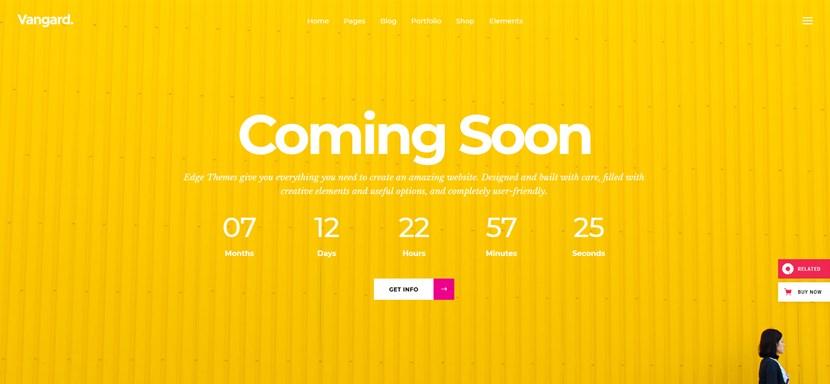 coming soon vangard