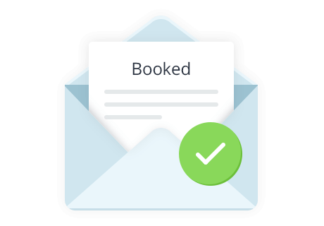 Branded Admin & Client Email Notifications