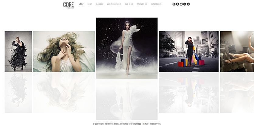 core-wordpress-theme
