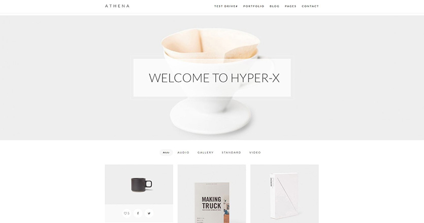 hyper-x-wordpress-theme