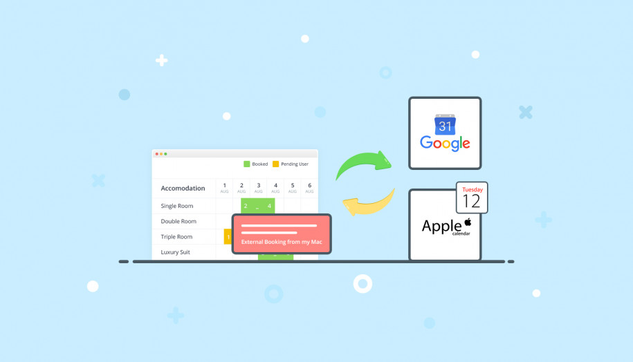 how to sync Google calendar