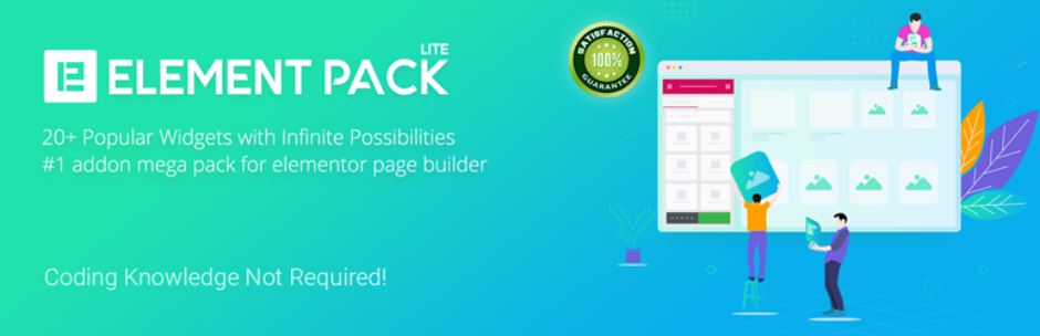 Element Pack Lite – Addon for Elementor
