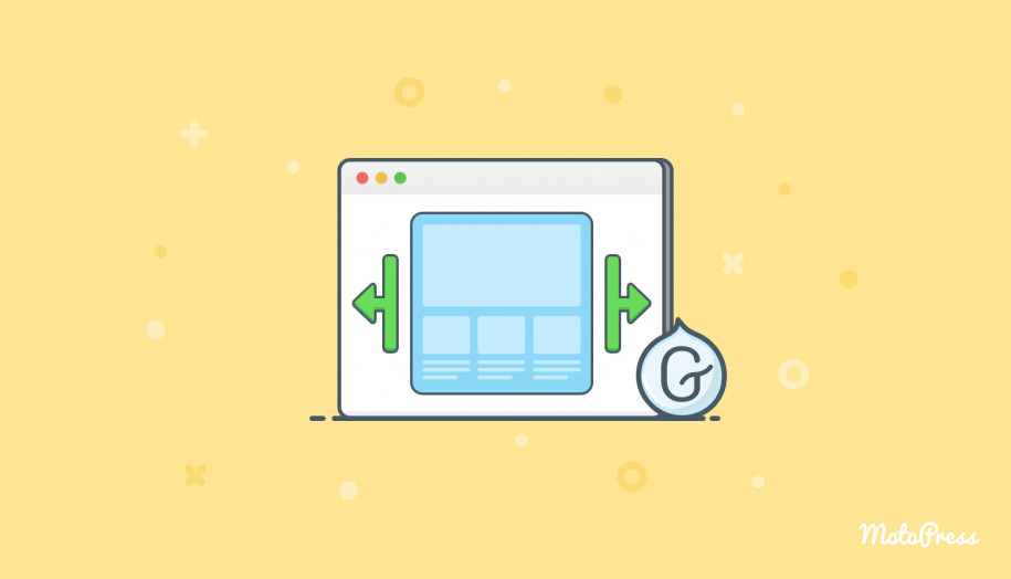 Gutenberg content alignment