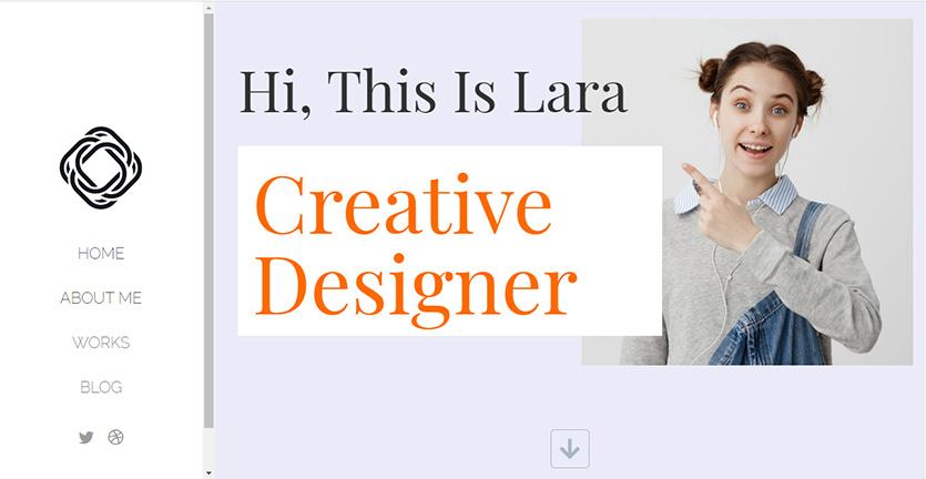 lara-wordpress-theme