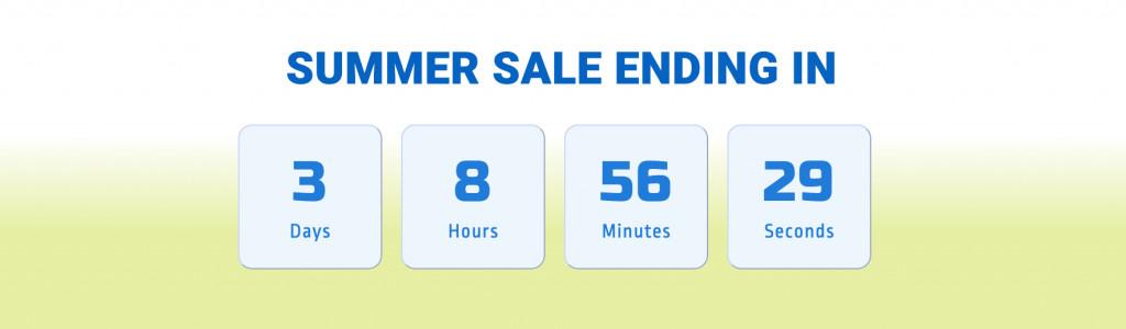 Elementor Countdown Widget
