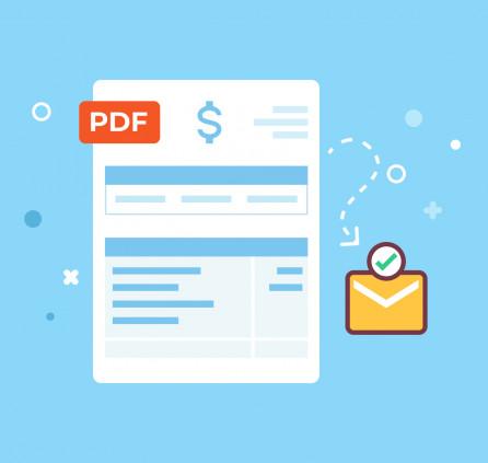 Hotel Booking PDF Invoice