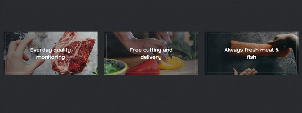 banners wp fish and meat template