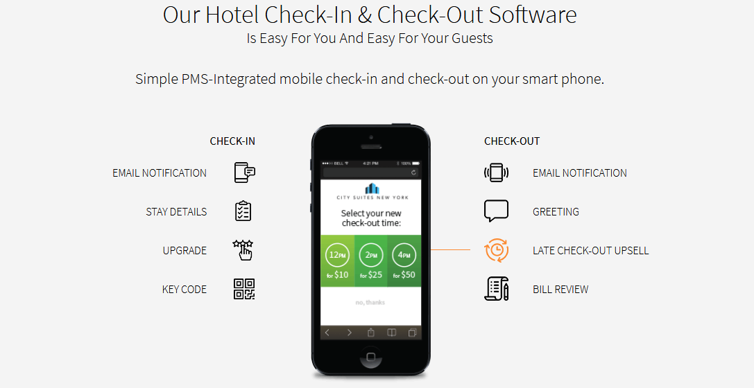 Zest Web The Hotel Mobile