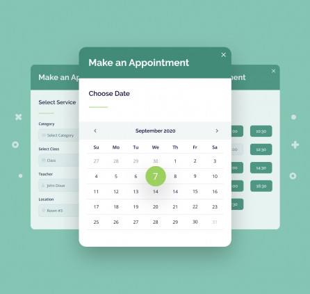 WordPress Appointment Booking Plugin