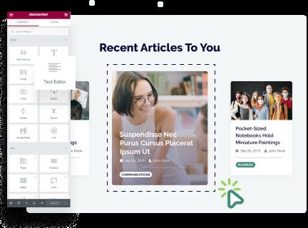 Tutor Booking WordPress Theme Built with Elementor