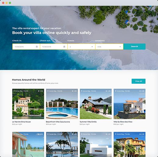 airbnb clone wordpress