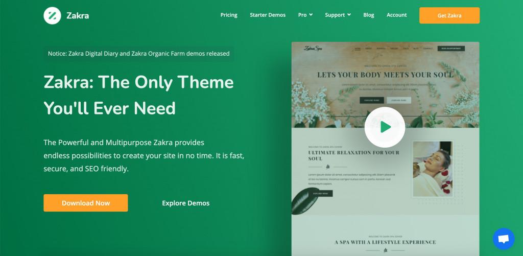 Free Elementor Templates