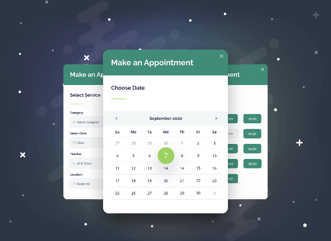 Appointment Booking Plugin: Accept Online Reservations