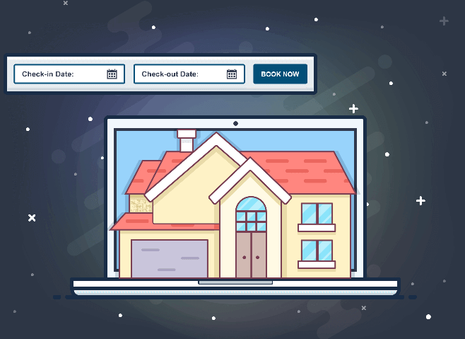 The #1 Property Booking Plugin for WordPress