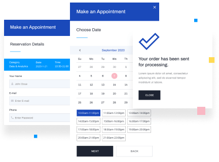 Appointment Booking WordPress Wizard