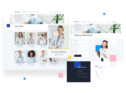 Personal Doctor Websites or Clinics