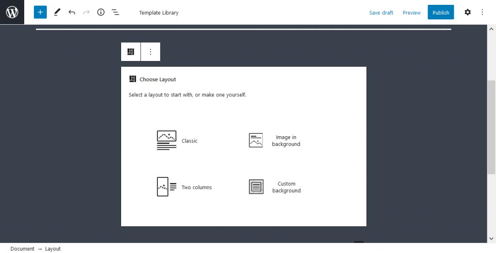 templates getwid