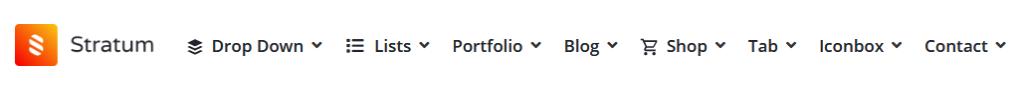 download icon top menu