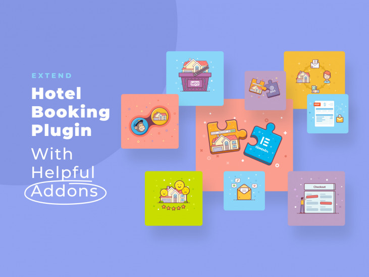 wordpress hotel booking addons