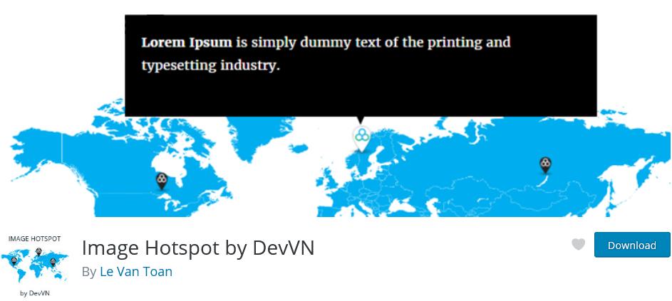 Image Hotspot by DevVN