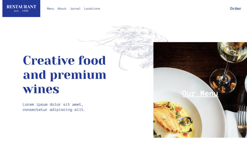 Yummix - Restaurant WordPress Theme