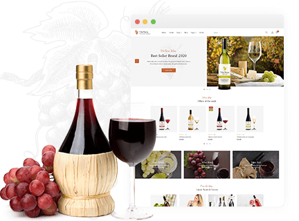 For Winery & Brewery Stores