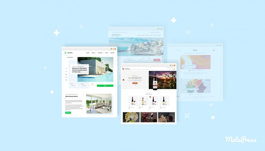Best Minimalist WordPress Themes for Business