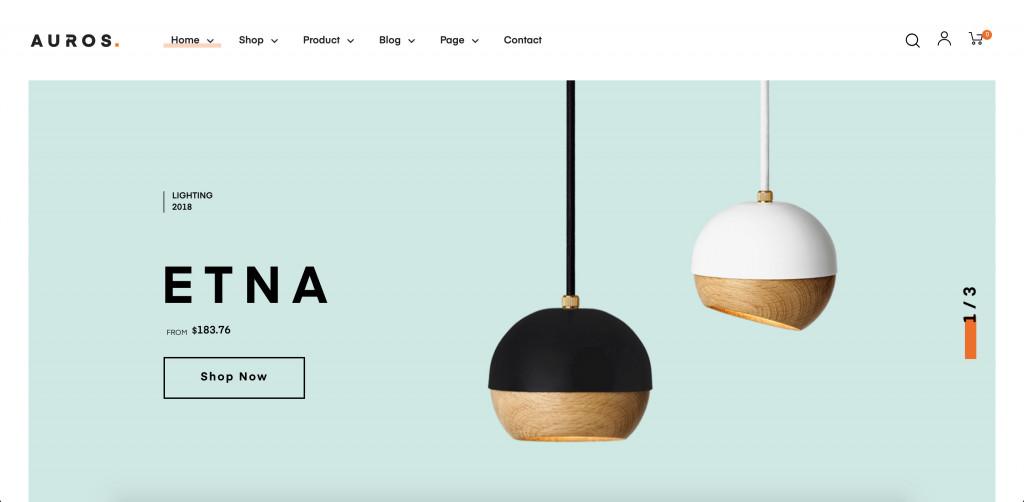 Furniture Elementor WooCommerce Theme