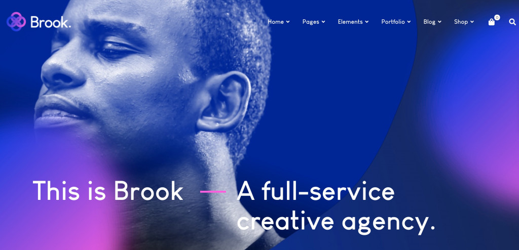 Agency & Business WordPress theme for SEO