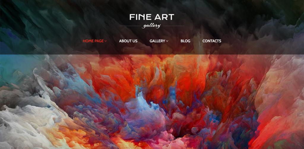 Portfolio WordPress Theme for Artists