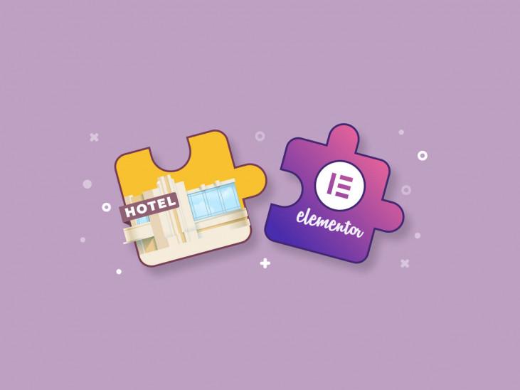 Hotel booking Elementor integration new
