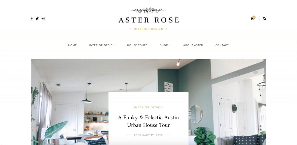 best wordpress themes for interior designers
