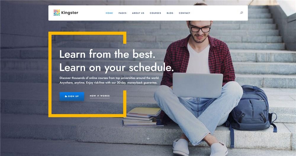 Kingster Online School